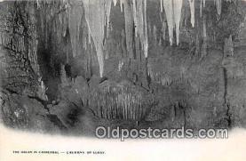 cav001075 - Cave, Caverns, Vintage Postcard