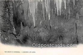 cav001076 - Cave, Caverns, Vintage Postcard