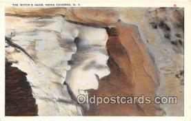 cav001077 - Cave, Caverns, Vintage Postcard