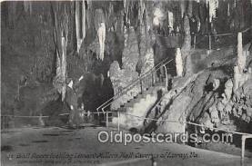 cav001081 - Cave, Caverns, Vintage Postcard