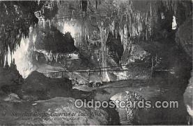 cav001083 - Cave, Caverns, Vintage Postcard
