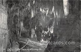 cav001089 - Cave, Caverns, Vintage Postcard
