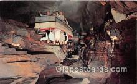 cav001092 - Cave, Caverns, Vintage Postcard