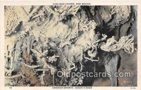 cav001094 - Cave, Caverns, Vintage Postcard