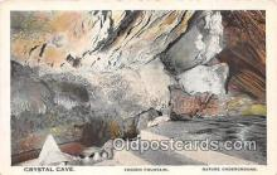 cav001096 - Cave, Caverns, Vintage Postcard