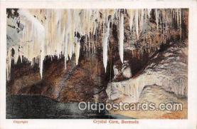 cav001104 - Cave, Caverns, Vintage Postcard