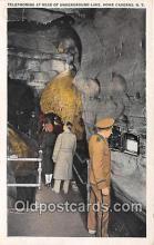 cav001106 - Cave, Caverns, Vintage Postcard