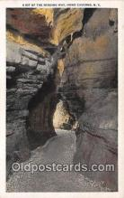 cav001107 - Cave, Caverns, Vintage Postcard