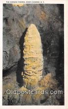 cav001114 - Cave, Caverns, Vintage Postcard