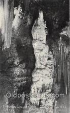 cav001123 - Cave, Caverns, Vintage Postcard