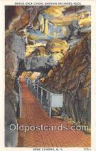 cav001126 - Cave, Caverns, Vintage Postcard