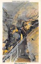 cav001129 - Cave, Caverns, Vintage Postcard