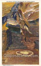 cav001130 - Cave, Caverns, Vintage Postcard