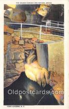 cav001139 - Cave, Caverns, Vintage Postcard