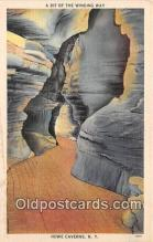 cav001146 - Cave, Caverns, Vintage Postcard