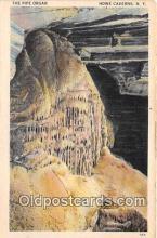 cav001147 - Cave, Caverns, Vintage Postcard