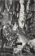 cav001149 - Cave, Caverns, Vintage Postcard