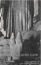 cav001151 - Cave, Caverns, Vintage Postcard