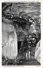 cav001156 - Cave, Caverns, Vintage Postcard