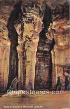cav001165 - Cave, Caverns, Vintage Postcard