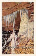 cav001172 - Cave, Caverns, Vintage Postcard