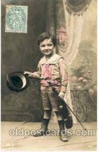 chi002006 - Child Children Postcard Post Card