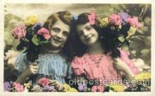 chi002033 - Children Postcard Post Card