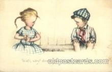 chi002210 - Children, Child, Postcard Post Card