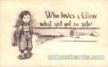 chi002221 - Children, Child, Postcard Post Card