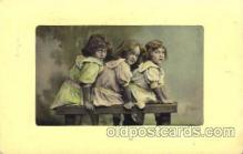 chi002233 - Children, Child, Postcard Post Card