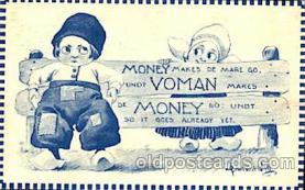 chi002308 - Old Vintage Antique Postcard Post Card
