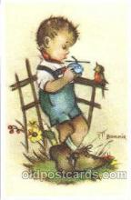 chi002323 - BonnieChild, Children Postcard Post Card