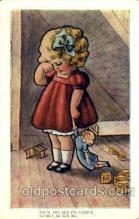 chi002336 - Child, Children Postcard Post Card