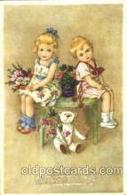 chi002343 - Child, Children Postcard Post Card