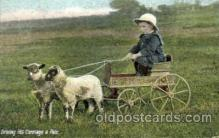 chi002361 - Child, Children Postcard Post Card