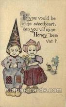 chi002366 - Children Child Old Vintage Antique Post Card Post Card