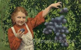 chi002370 - Children Child Old Vintage Antique Post Card Post Card