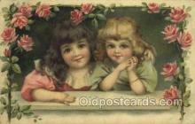 chi002372 - Raphael Tuck & Sons Publishing Children Child Old Vintage Antique Post Card Post Card