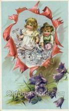 chi002373 - Children Child Old Vintage Antique Post Card Post Card