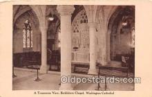 chr001015 - Churches Vintage Postcard