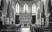 chr001016 - Churches Vintage Postcard