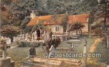 Bonchurch Old Church