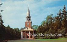 Choate School, Chapel
