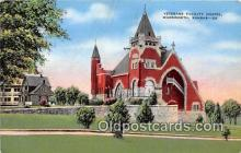 chr001022 - Churches Vintage Postcard