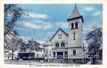chr001032 - Churches Vintage Postcard