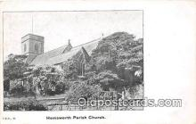chr001037 - Churches Vintage Postcard