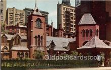 chr001040 - Churches Vintage Postcard