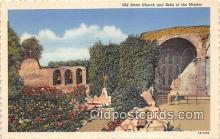 chr001042 - Churches Vintage Postcard