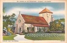 chr001045 - Churches Vintage Postcard
