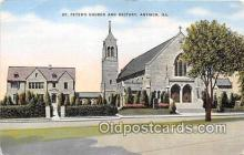 chr001049 - Churches Vintage Postcard